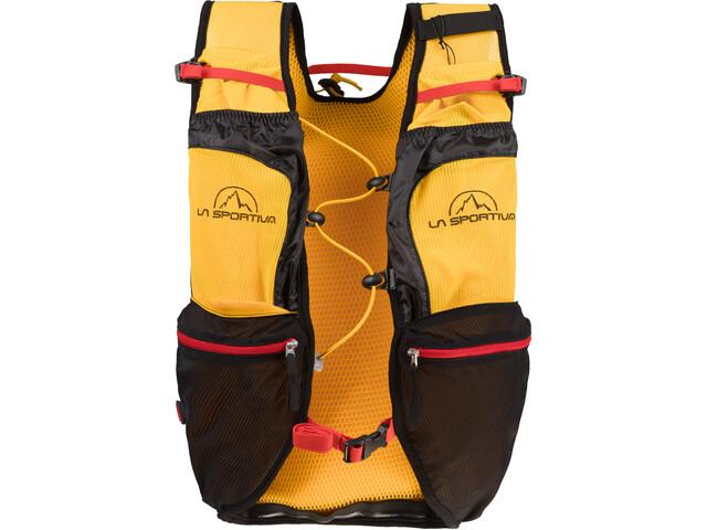 La Sportiva Trail Vest, negro/amarillo